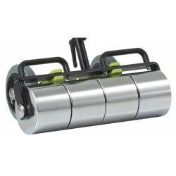 Pressure roller for flooring WOLFF