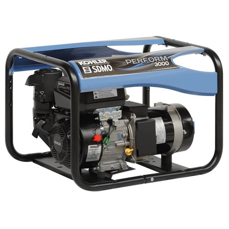 Elektros generatorius SDMO PERFORM 3000