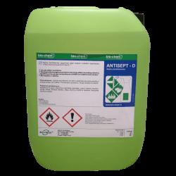 Dezinfekcinis skystis ANTISEPT-D 10L