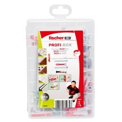 Medvaržčių ir kaiščių rinkinys FISCHER Profi-Box Duoline