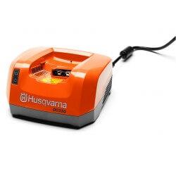 Baterijos įkroviklis HUSQVARNA QC 330 (17-)