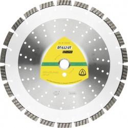 Deimantinis pjovimo diskas KLINGSPOR DT 612 UT Supra 350mm