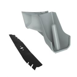Mulčiavimo peilis+dangtelis EGO Power+ 42cm vejapjovei LM1700