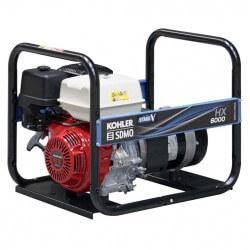 Elektros generatorius SDMO HX 6000-C