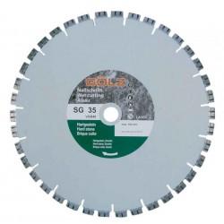 Deimantinis diskas granitui GOLZ SG35 Ø400 mm