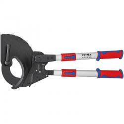 Kabelio žirklės su teleskopinėmis rankenomis KNIPEX 9532