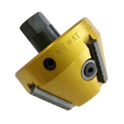 "Vožtuvų lizdų freza NEWAY CU293 44,5mm/1,3/4"""