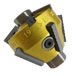 Vožtuvų lizdų freza NEWAY CU619 38mm