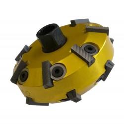 Vožtuvų lizdų freza NEWAY CU662 57,2mm