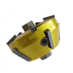 Vožtuvų lizdų freza NEWAY CU666 57,2mm