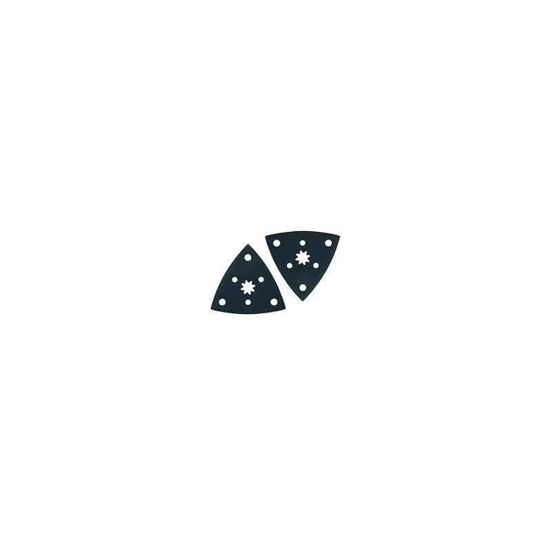 Kibus trikampis perforuotas padas (2vnt.) FEIN