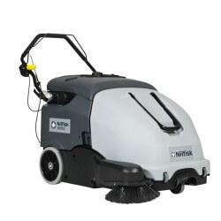 Akumuliatorinė grindų šlavimo mašina NILFISK SW900