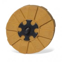Guminis valymo diskas SAINT-GOBAIN 100x15x6mm