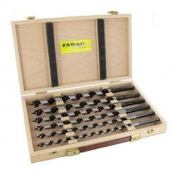 6 dalių medžio grąžtų rinkinys FAMAG 650mm