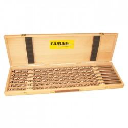 6 dalių medžio grąžtų rinkinys FAMAG 460mm