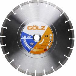 Universalus deimantinis diskas GOLZ DS30
