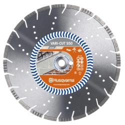 Deimantinis diskas betonui HUSQVARNA VARI-CUT S50 350x25,5 mm