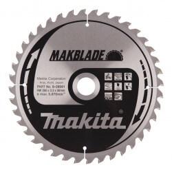 Pjovimo diskas MAKITA 260x30x2,3mm 40T 5° LS/LH/LF