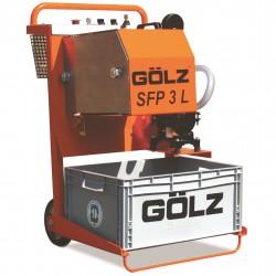 Betono dulkių filtravimo įrenginys GOLZ SFP3L