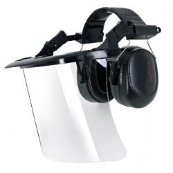 Apsauginis skydelis su ausinėmis HiKOKI