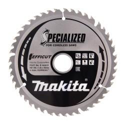Pjovimo diskas medžiui MAKITA 190x30x1,45mm 45T
