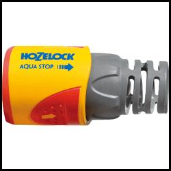 """Vandens jungtis 1/2"""" Aqua-Stop PLUS 19mm HOZELOCK"""
