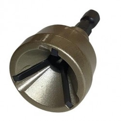 Drožtukas srieginiams strypams RUKO 3-19mm