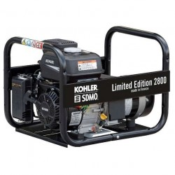 Elektros generatorius SDMO 2800 Limited Edition