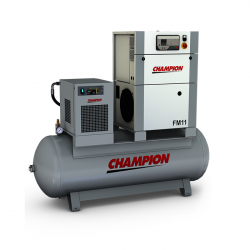 Sraigtinis kompresorius CHAMPION FM11-8-272-CT
