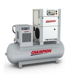 Sraigtinis kompresorius CHAMPION FM15-8-500-CT