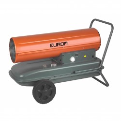 Dyzelinis oro šildytuvas EUROM Fireball 37T