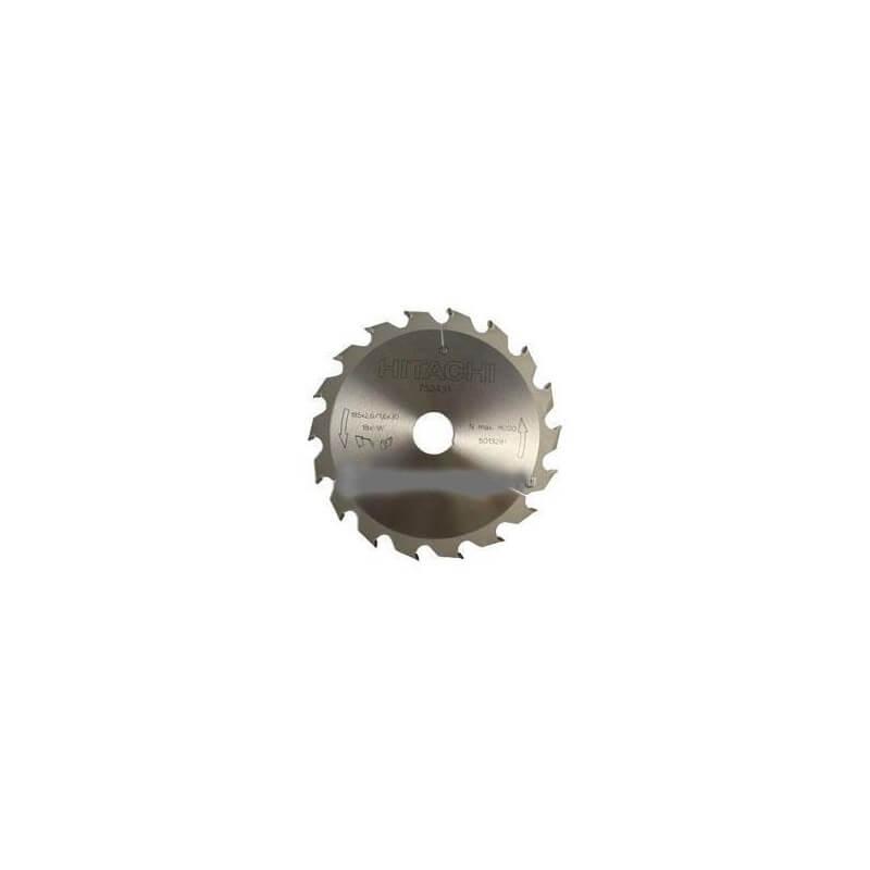 Medžio pjovimo diskas 185x30mm HITACHI