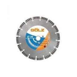 Deimantinis diskas GOLZ LT30 Ø230 mm