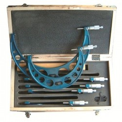 Mikrometrų rinkinys MIB 150-300mm