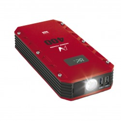 Akumuliatoriaus stiprintuvas (booster) GYS Nomad Power 400