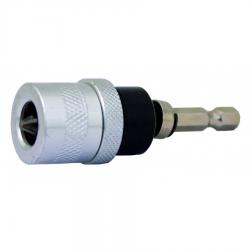Magnetinis antgalis su reguliuojamu gylio ribotuvu EDMA