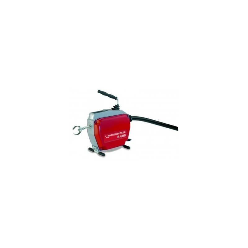 R600 vamzdžių valymo įrenginys ROHTENBERGER