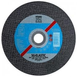 Nerūdijančio plieno pjovimo diskas Ø230x1,9x22,22mm EHT A46 R SG-INOX PFERD
