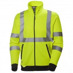 Džemperis HELLY HANSEN Addvis Zip, geltonas