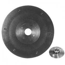 Padas fibro diskams PFERD H-GT 125 MF M14