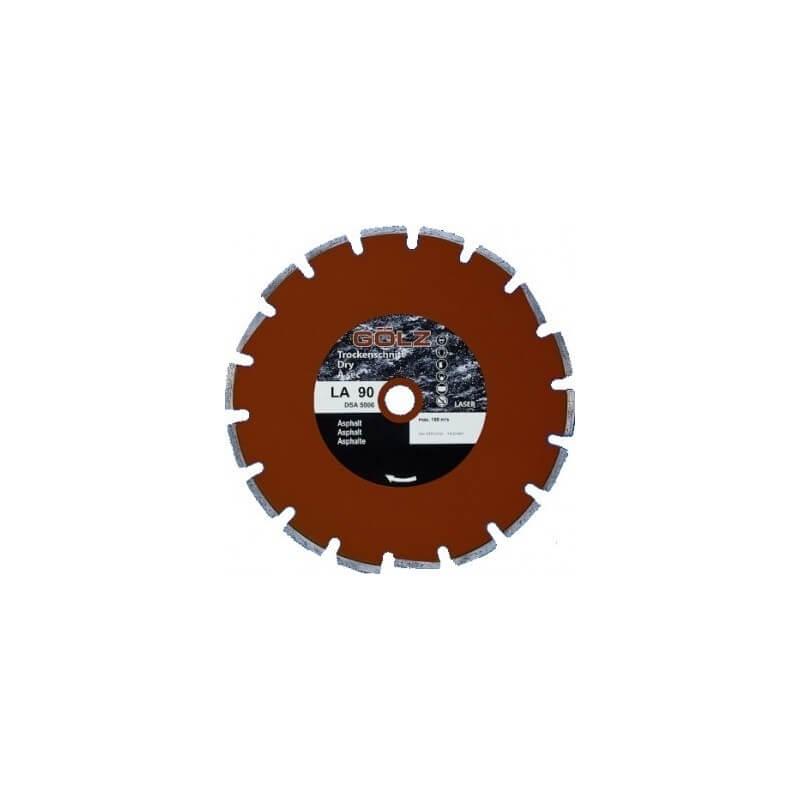 Deimantinis diskas asfaltui GOLZ LA90