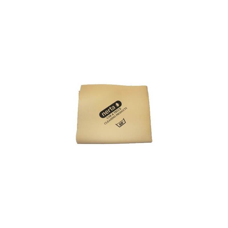 Sintetinės odos sausinimo servetėlė 54x44cm NERTA
