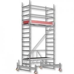 Mobilus bokštelis LAYHER Zifa P2