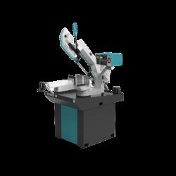 Juostinės pjovimo staklės su hidrauliniais spaustuvais IMET BS 300/60 SHI