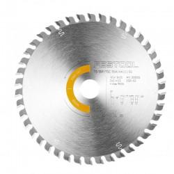 Pjovimo diskas FESTOOL Wood Fine Cut HW 160x1,8x20 WD42