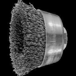 Metalinis šepetys-taurelė Ø60mm PFERD TBU ST 0,3
