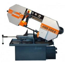 Juostinės pjovimo staklės KLAEGER HBS 265 G