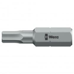 Šešiakampis atsuktuvo antgalis WERA 840/1 Z SW2,5x25mm
