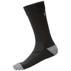 Kojinės HELLY HANSEN Chelsea Evoliution Summer, juodos