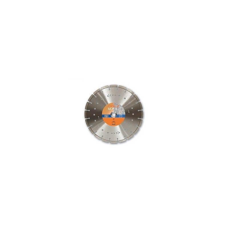 Deimantinis diskas betonui GOLZ LCP1
